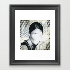 Torn 3 Framed Art Print