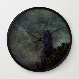 The monolith Wall Clock