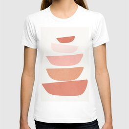 Abstract Minimal Shapes IV T-shirt