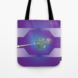 Unidentified Ship 1 Tote Bag