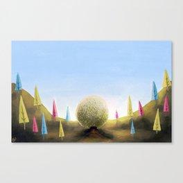 Hideaway. Canvas Print
