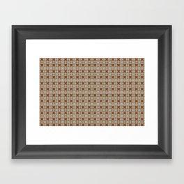 tiles.01 Framed Art Print