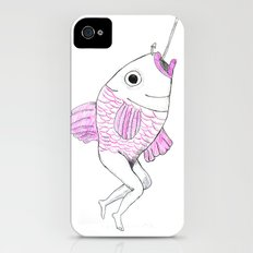 Mermaid iPhone (4, 4s) Slim Case