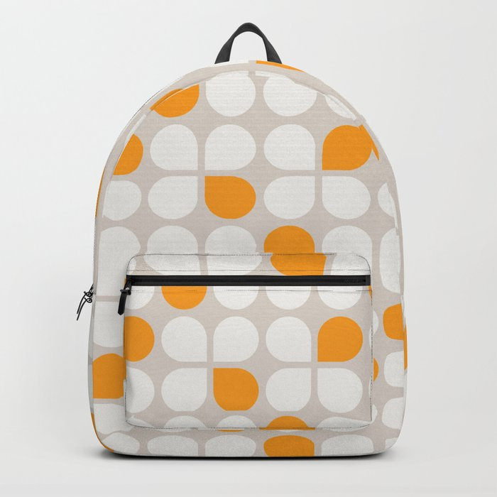 Daisy Crush Floral Pattern Backpack