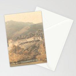 "J.M.W. Turner ""Santa Lucia, A Convent near Caserta"" Stationery Cards"