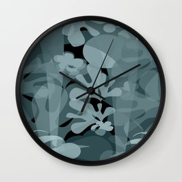 Rain Forest Wall Clock