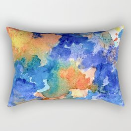 Watercolor 1 Rectangular Pillow