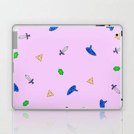 Legend of Zelda Pastel Print Laptop & iPad Skin