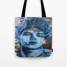 Cerulean Jordan  Tote Bag