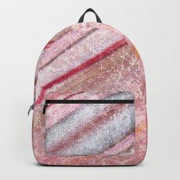 Pink loves blue Backpack