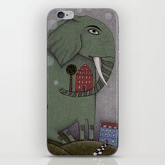 It's an Elephant! iPhone Skin