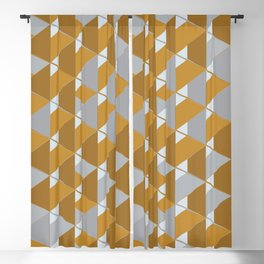3D Lovely GEO IV Blackout Curtain