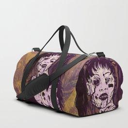 Dead Left Eye Duffle Bag