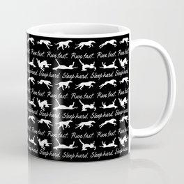 Run Fast Sleep Hard Coffee Mug