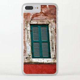 The Eternal City Sound Clear iPhone Case