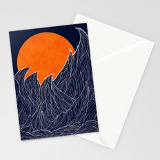 The White Waves Stationery Cards