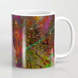 Pyrotechnic Pattern Coffee Mug