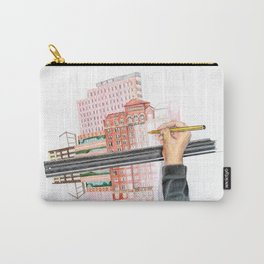 Drawing reflections Carry-All Pouch