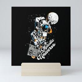 Melodic Universe 2 Mini Art Print