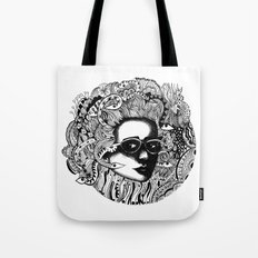 Ms Duesa Tote Bag