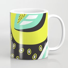Fresh Raw Juice Planet Coffee Mug