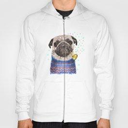 Mr.Pug II Hoody