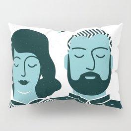 The Couple Pillow Sham