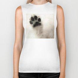 I Paw You - Dog Art By Sharon Cummings Biker Tank