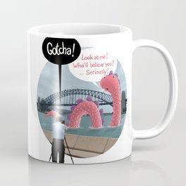 The secret of Nessie Coffee Mug