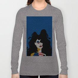 M is for MEDUSA Long Sleeve T-shirt