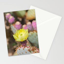 Opuntia Cactus Stationery Cards