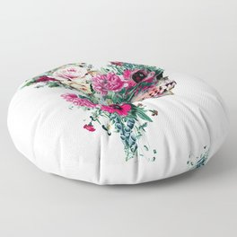 SKULL VII Floor Pillow