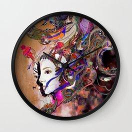 Microportal Wall Clock