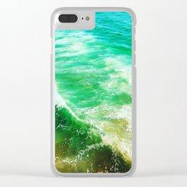 Tones Clear iPhone Case