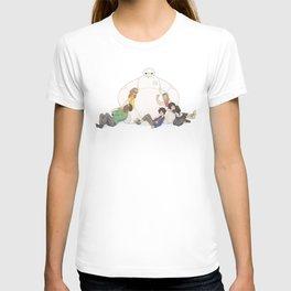 Baymax Snuggles T-shirt