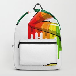 Proud LGBT Mom Perfect Christmas Gift Backpack