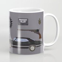 Supernatural v2 Coffee Mug