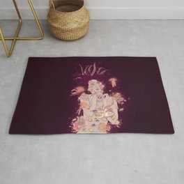 Abyss Lady Rug