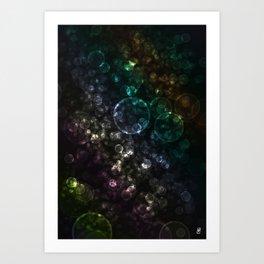 Bokeh 001 Art Print
