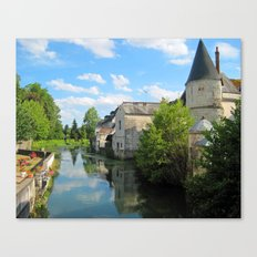 Loches, France Canvas Print
