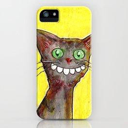 Derp Cat iPhone Case