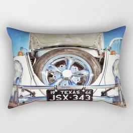 '66 Front End Rectangular Pillow