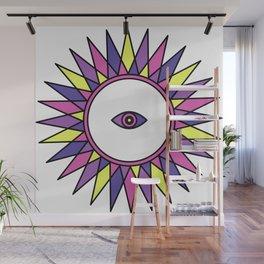 (Jester) Third Eye - Seeing Eye Wall Mural