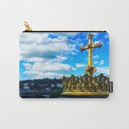 Lourdes Carry-All Pouch