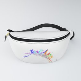 Totally magical eclipse Fanny Pack