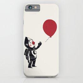balloon fairy iPhone Case