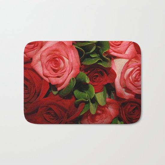 Forever Love - Roses Bath Mat