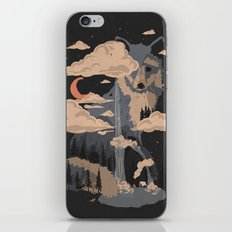 At the Foot of Fox Mountain... iPhone Skin