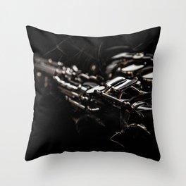 JOY OF SAX Throw Pillow