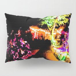 Rock Show Pillow Sham